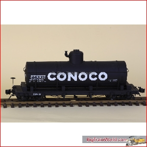 AccuCraft 31490 - Conoco Tank Car Black