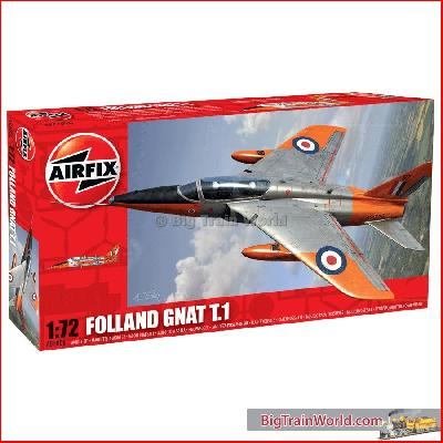 Airfix 01006 - FOLLAND GNAT