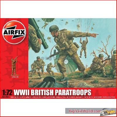 Airfix 01723 - BRITISH PARATROOPS S1 1:72