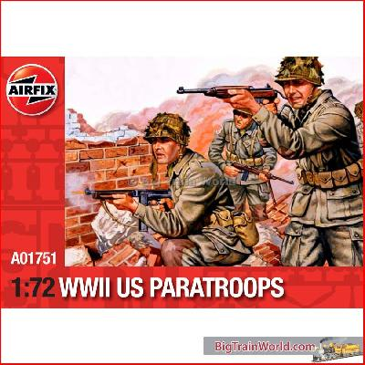 Airfix 01751 - US PARATROOPS
