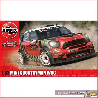 Airfix 03414 - MINI COUNTRYMAN WRC S3  1:32