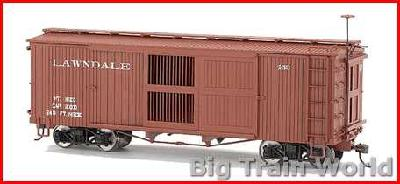 Bachmann 27636 - VENTILATED BOX CARLAWNDALE