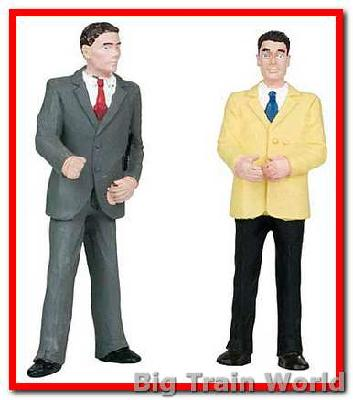 Bachmann 22-142 - BUSINESSMEN G