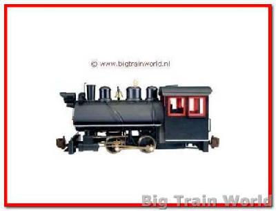 Bachmann 82099 - 0-4-0 Painted Unlettered