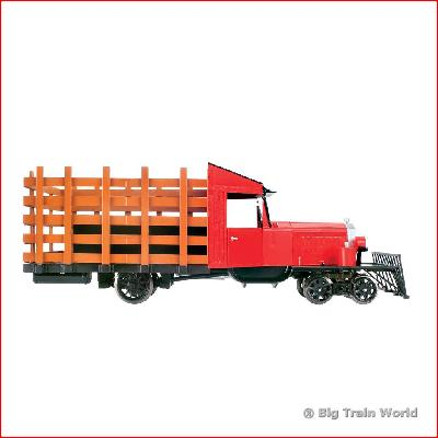 Bachmann 82394 - PAINTED RED & BLACK G