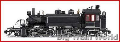 Bachmann 82899 - PAINTED BLACK RED WINDOWS & WH G