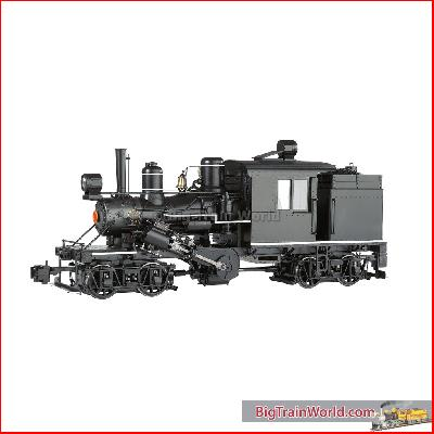 Bachmann 85097 - TWO-TRUCK CLIMAX PAINTED G