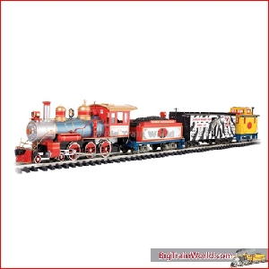 Bachmann 90049 - Big Top Bachmann Bros. set