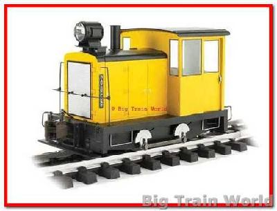 Bachmann 91396 - PAINTED YELLOW & BLACK G *