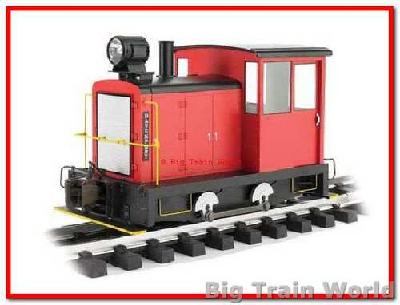 Bachmann 91397 - PAINTED RED & BLACK G *