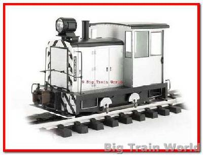 Bachmann 91398 - PAINTED SILVER & BLACK G *