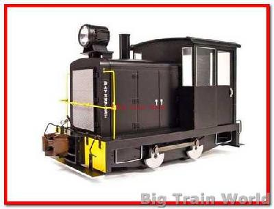 Bachmann 91399 - PAINTED BLACK & YELLOW G *