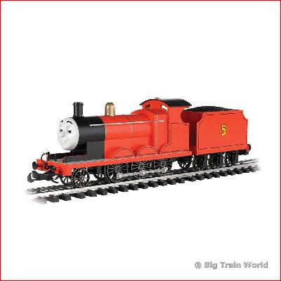 Bachmann 91403 - JAMES RED ENGINE MOV. EYES G *