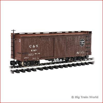 Bachmann 93324 - COLORADO & SOUTH G