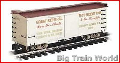 Bachmann 93364 - Box Car Great Central