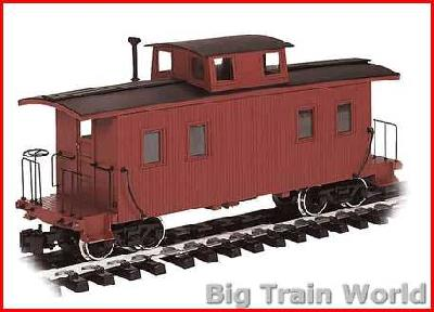 Bachmann 93870 - PAINTED OXIDE RED G