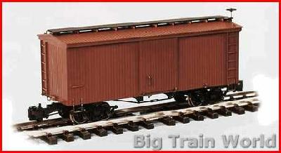Bachmann 95370 - 20 BOX CARPAINTED OXIDE RED G