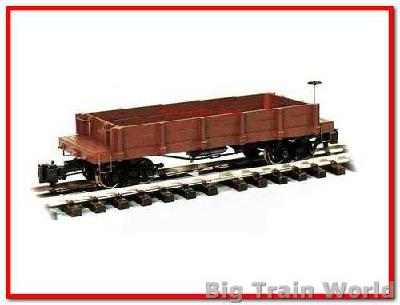 Bachmann 95770 - 20 GONDOLAPAINTED OXIDE RED G