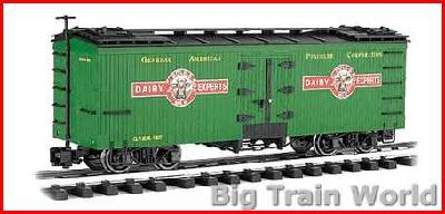 Bachmann 98662 - Billboard Reefer A.C. Dole & Sons Dairy