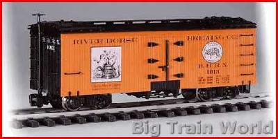 Bachmann 98685 - Billboard Reefer River Horse Brewing Co.