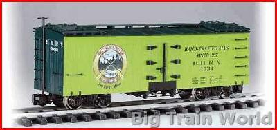 Bachmann 98689 - Billboard Reefer Kennebec River Brewery