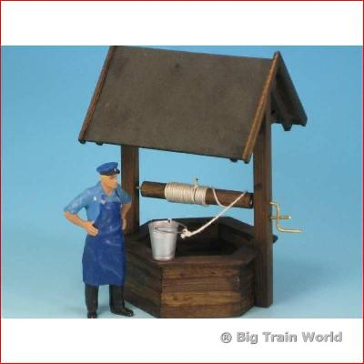 Baumann 40970 - Soil Well, wood
