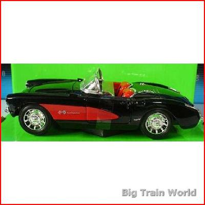 Bigtrainworld 88210 - Chevrolet corvette, 1:25
