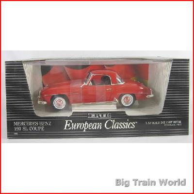 ERTL 74650 - Mercedes-Benz 190 SL Coupé, 1:18