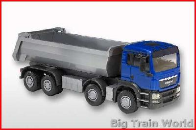 Emek 21664 - MAN TG-A Half-Pipe 4-Axel Tipper 1:25
