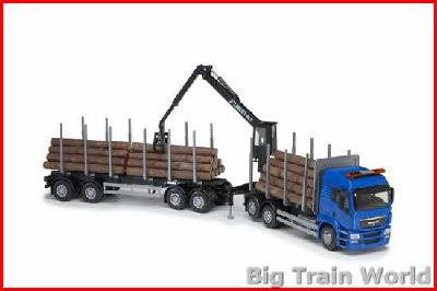 Emek 71774 - MAN TG-A Timber Truck 1:25