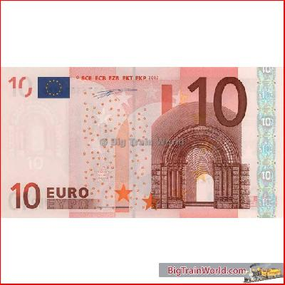 Online paying for your invoice - Please enter the total of tens of Euro's