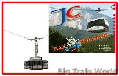 "Jaegerndorfer 89092 - J.C "" RAX ,1 Cabin, manual operation"