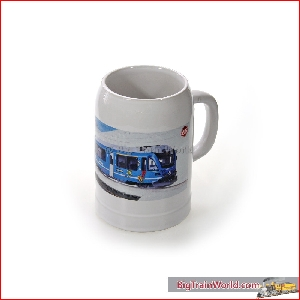 Beer mug with RhB Allegra & LGB logo - LGB 012453