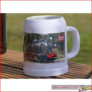 Beer mug with LGB logo - LGB 012484