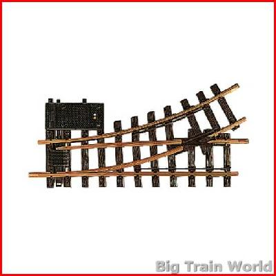 LGB 12150, Electric Switch Left R1 30° | Big Train World