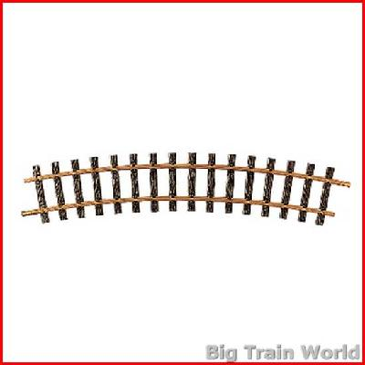 LGB 16000 Curved Track R3, 22.5°, Brass | Big Train World