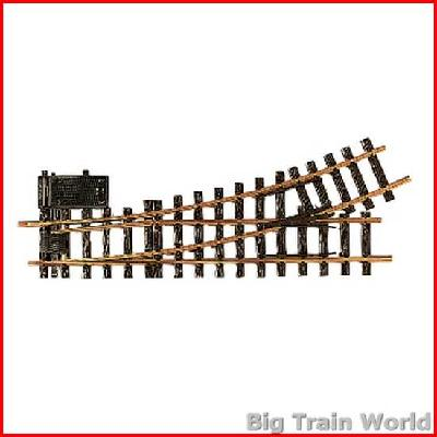 LGB 16150 Electric Switch left, R3, 22,5° | Big Train World