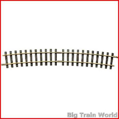 LGB 18000 Curved Track R5, 15°, brass | Big Train World