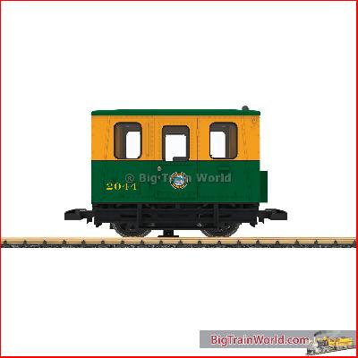 LGB 20061 - Gang Car White Pass RR - New 2016