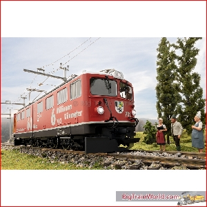 LGB 22061 - RhB Class Ge 6/6 II Electric Locomotive - New 2019