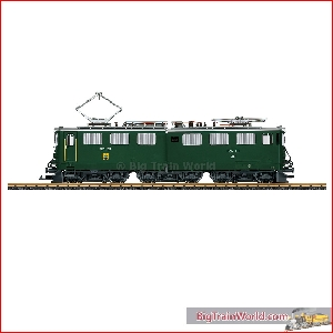 LGB 22062 - Class Ge 6/6 II Electric Locomotive; IV - New 2020