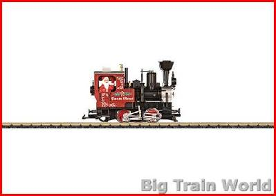 LGB 22211 Stainz Christmas Locomotive | Big Train World