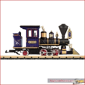 LGB 23132 - CHLOE Steam Locomotive ; VI - New 2020