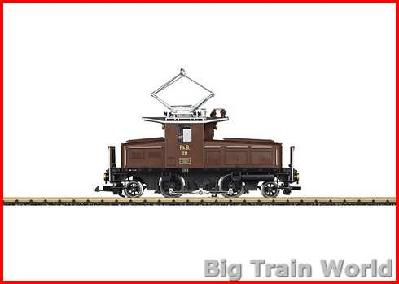 LGB 24440 Electric Locomotive Gea 2/4, RhB, MTS | Big Train World