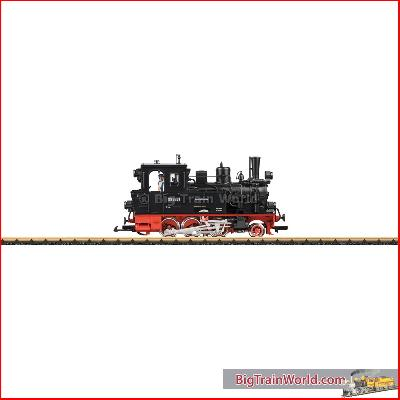 LGB 24741 DR Steam Locomotive | Big Train World
