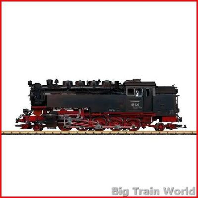 LGB 26815 - HSB Dampflok 99 222, Wheatered, without wooden box, Limited edition