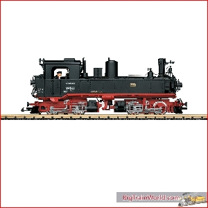 LGB 26845 - Steam Locomotive, Road Number 99 587; III - New 2020