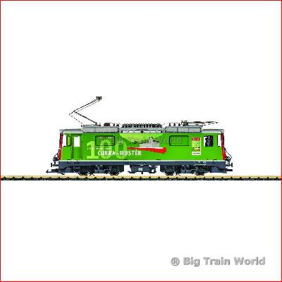 LGB 28437 Electric Locomotive Ge 4/4 II, RhB | Big Train World