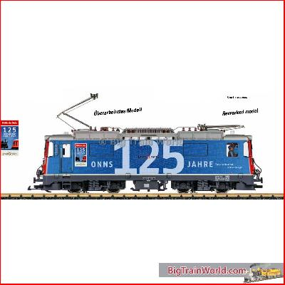 LGB 28439 RhB Ge 4/4 II Electric Locomotive, road number 623
