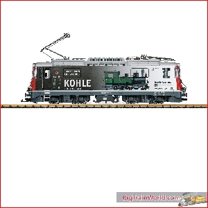 "LGB 28444 - RhB Class Ge 4/4 II ""Rhaetia Donation Appeal"" Electric Locomotive -"